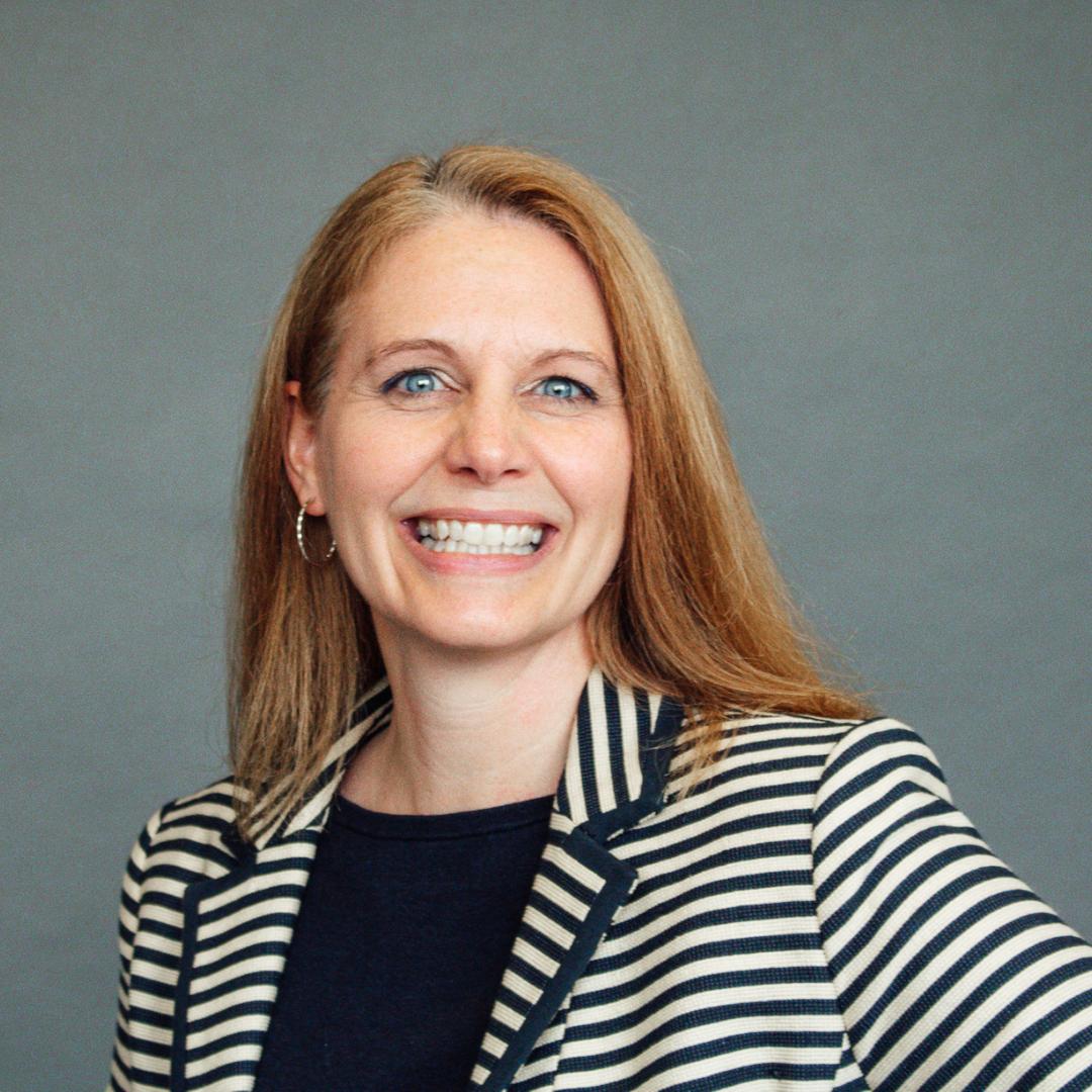 A headshot of 2021 MI Charters AOY finalist, Debby Wilton