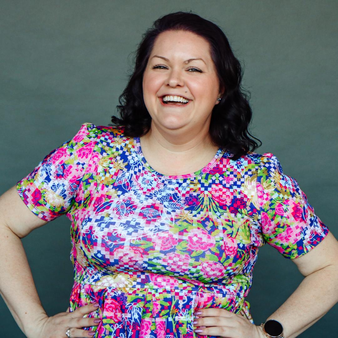 A headshot of 2021 TOY finalist Lisa Crawford