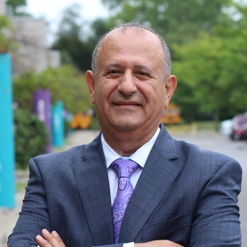 A photo of Mohamad Issa.