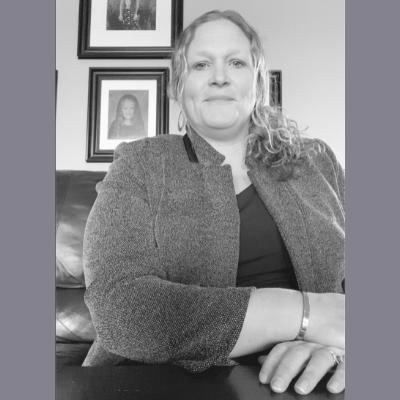 A photo of 2020 Michigan Charter Schools AOY finalist, Tricia Osborne.