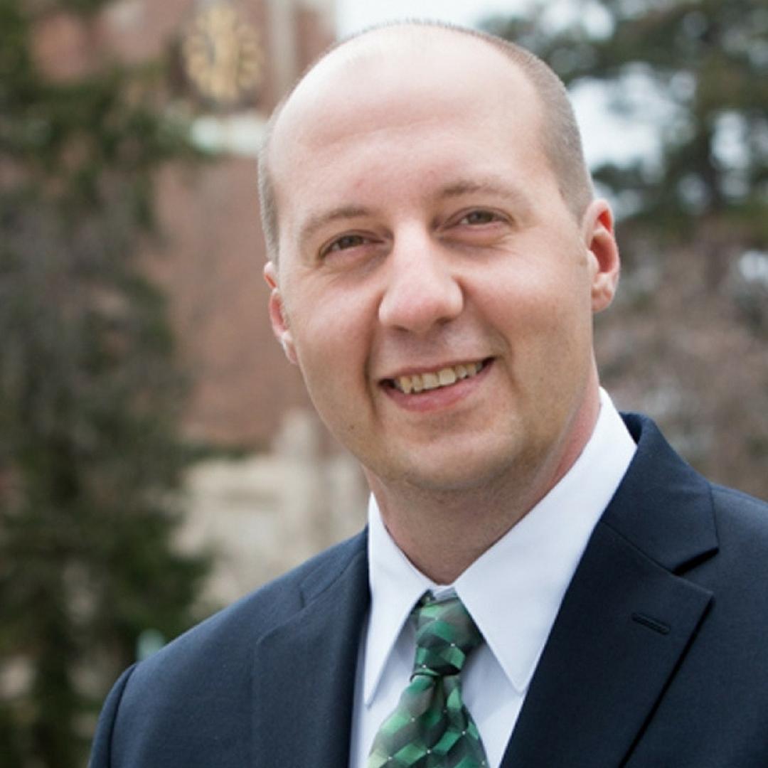A photo of Curtis Hertel Jr., Michigan State Senator (District 25).