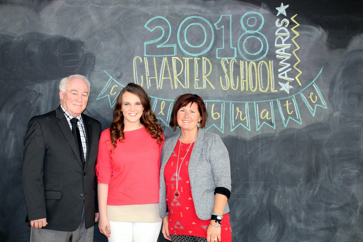 A photo of Kayla Campbell, 2018 Charter School Teacher of the Year finalist.