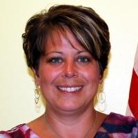 A photo of Jennifer Jarosz, member on MAPSA's board.