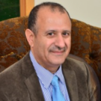 A photo of Mohamad Issa, member on MAPSA's Board.
