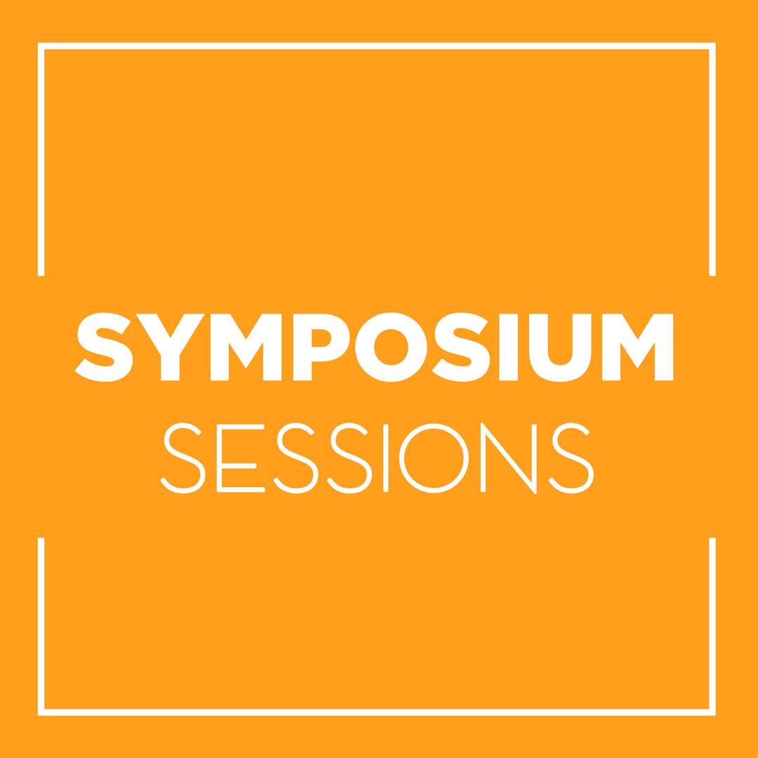 Symposium sessions