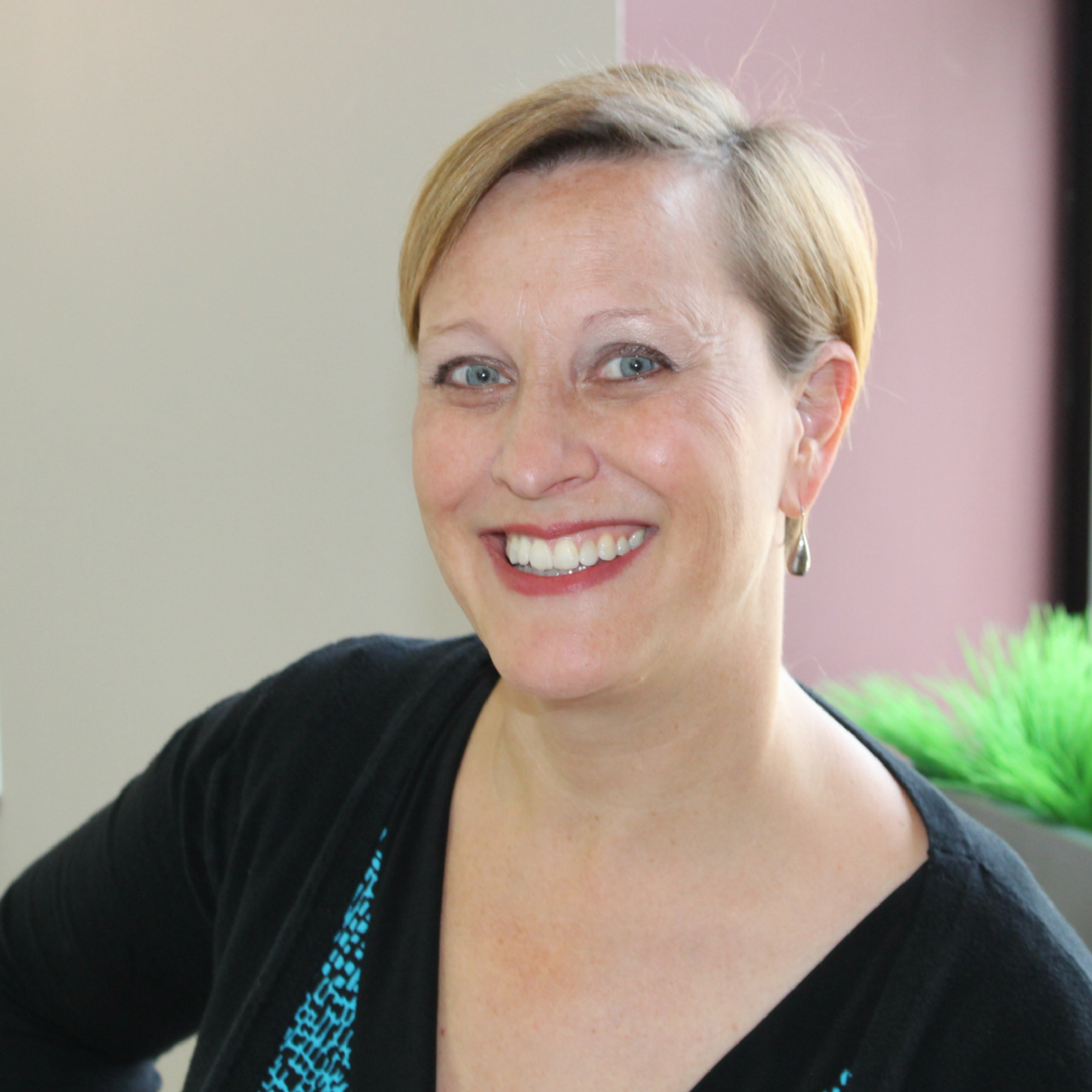 A photo of Sara Vanderbilt, Director of Operations and Finance