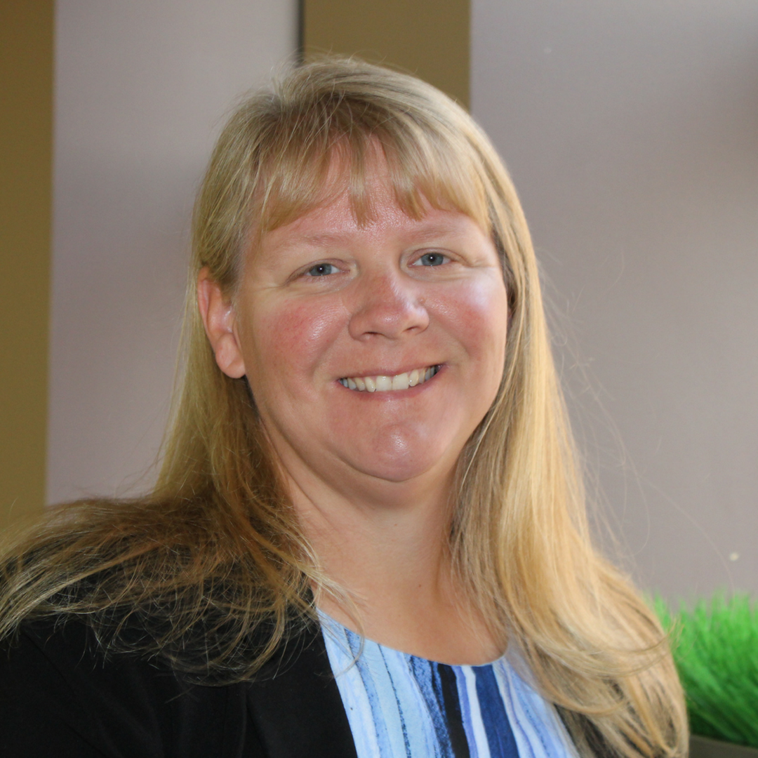 A photo of Alicia Urbain, VP of Government and Legal Affairs for MAPSA.