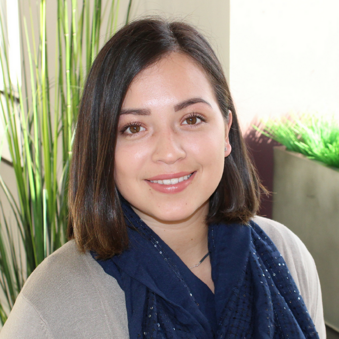 A photo of Grace Noyola, Digital Marketing and Brand Coordinator for MAPSA.