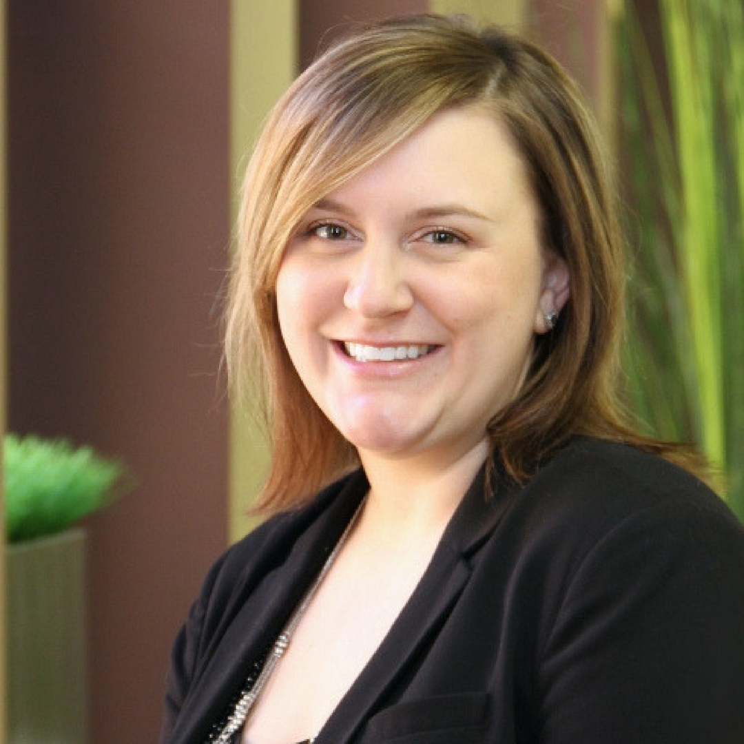 A photo of Becky Carlton, Director of Communication Strategy for MAPSA.